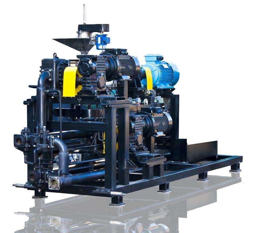 UMBP-22P capacity 22 m3 per hour
