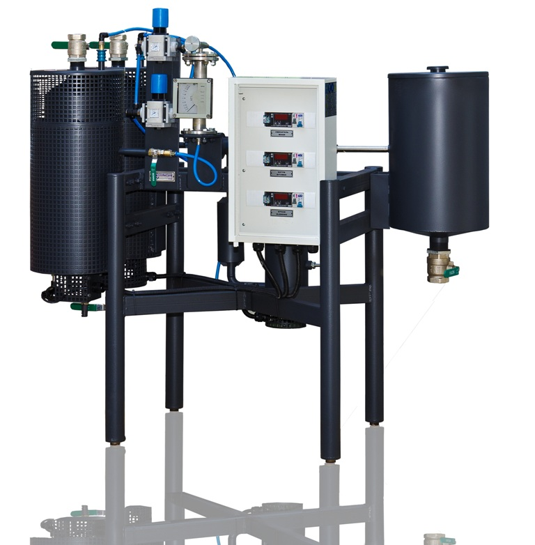 Laboratory Equipment for Bitumen Emulsion Production