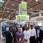 GlobeCore presented its equipment at Gulf Industry Fair in Bahrain